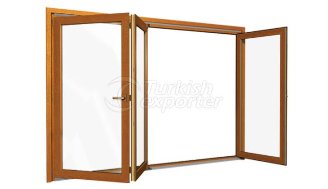 Folding Window Door Systems