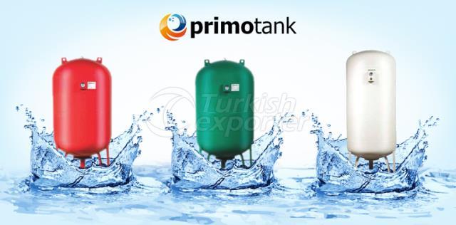 primotank expanison vessels