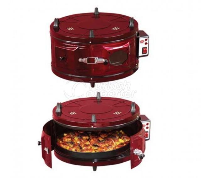 Round Oven - 201