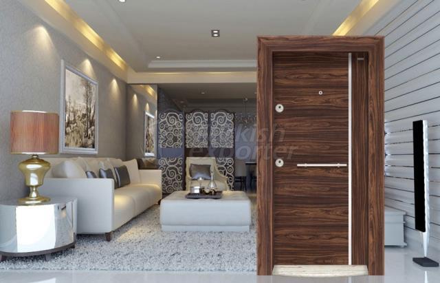 Luxury Doors INOX 600