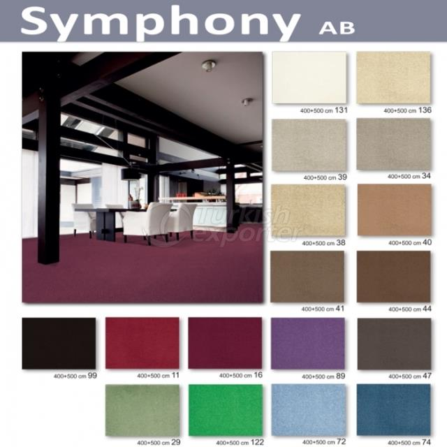 ITC Carpets Symphony UX
