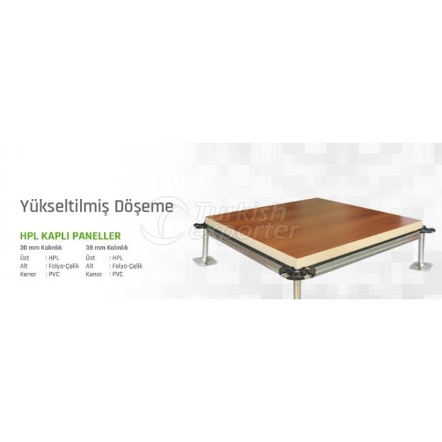 Raised Flooring HPL Covered Panel