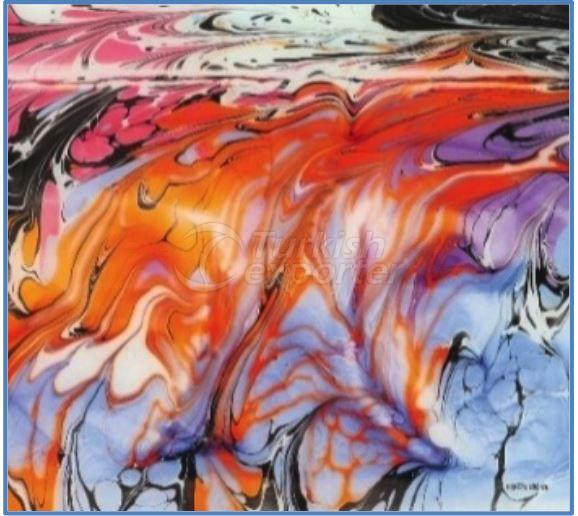 Sateen-Silk Scarves 009
