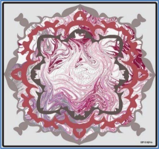 Twill-Silk Scarves 024