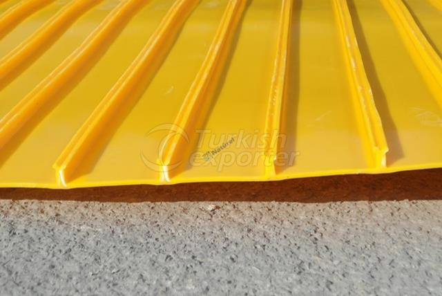 HDPE-LLDPE Membranes