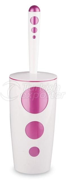 Pink Toilet Brush F336