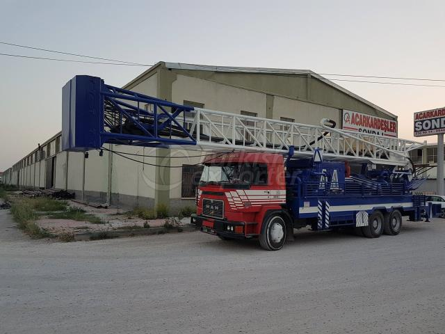 ACR-500 TRUCK DRILLING RIG