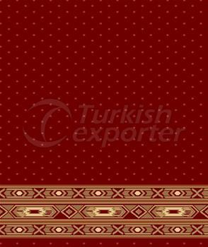 Prayer Rugs 8018 Red