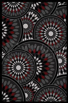 Chenille 230A Black