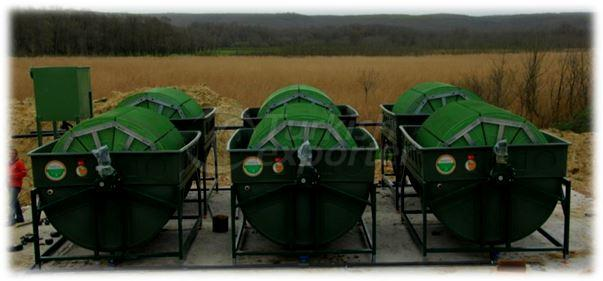 PlanetDISK Waste Water Treatment Facility