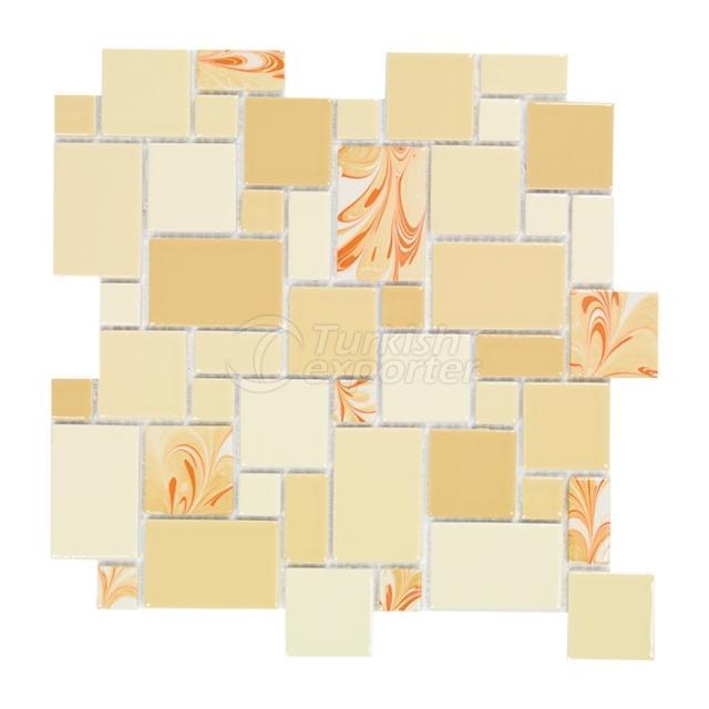 Porcelain Mosaic Tile PT.G.40.10.14
