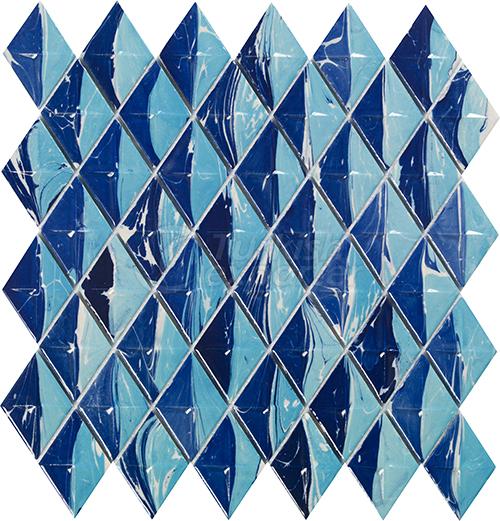 Porcelain mosaic tile Diamond 2