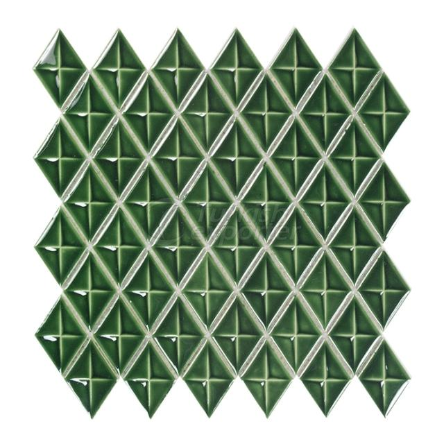 Porcelain Mosaic Tile DA.T.90.4
