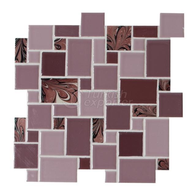 Porcelain Mosaic Tile PT.G.70.10.10