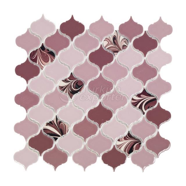 Porcelain Mosaic Tile AR.G.70.10.10