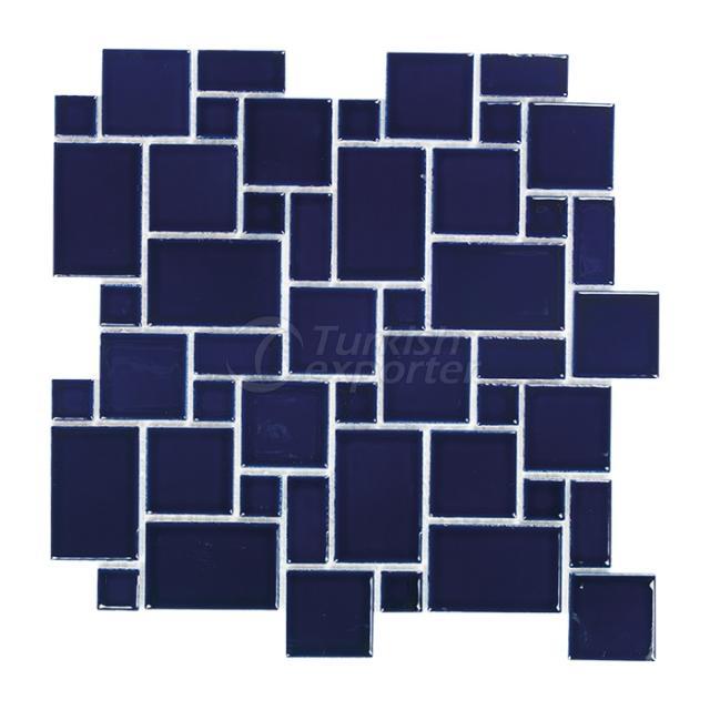 Porcelain Mosaic Tile PT.T.50.4