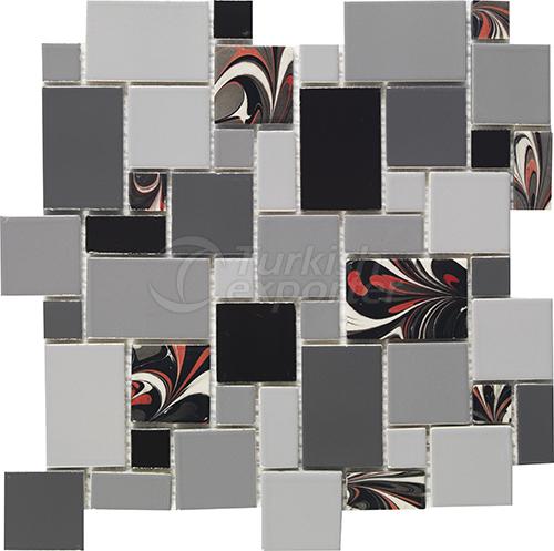 Porcelain mosaic tile Pattern 2
