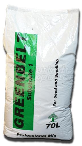 70 lt Seed Peat