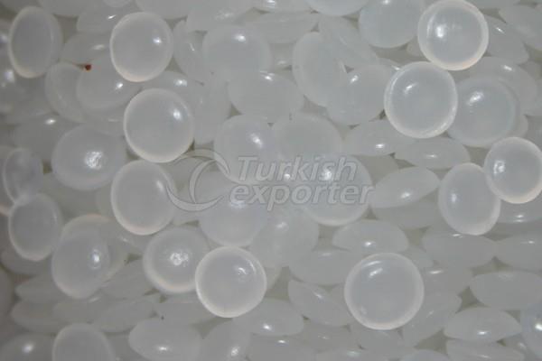 PE Plastic Raw Material Transparent