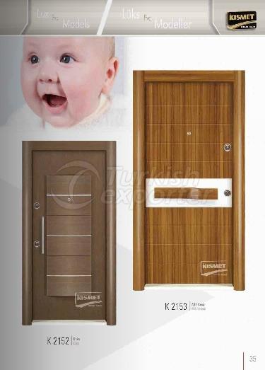 Lux Pvc Door