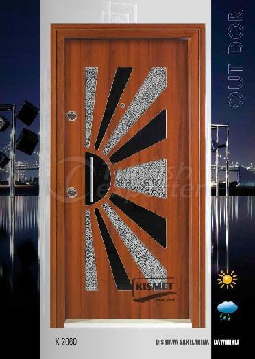 Lux Master Door