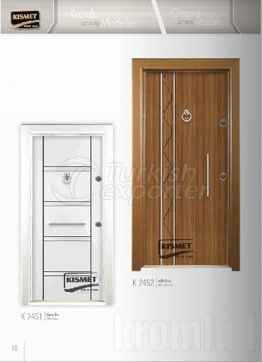 Laminox Doors