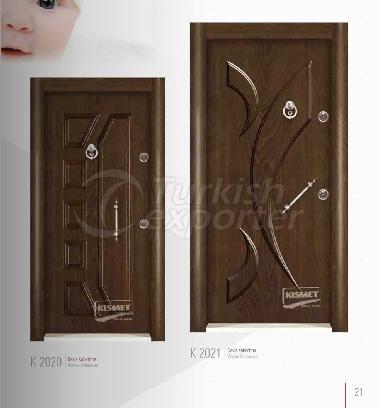 Embossed Doors
