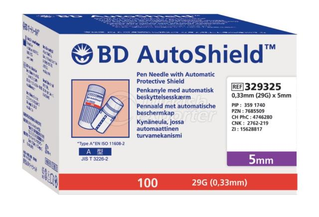 BD Autoshield