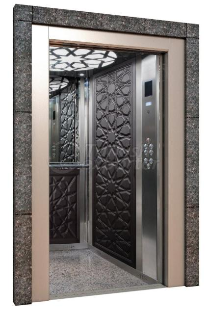 Decorative Elevator Cabin