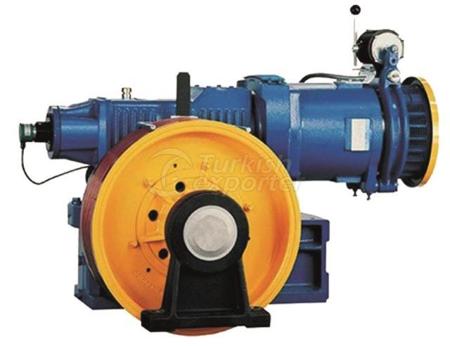VVVF Engine
