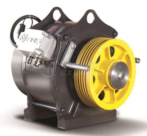 Gearless Motor