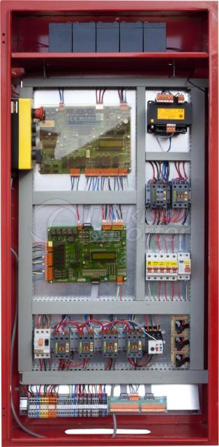MRL Control Panel