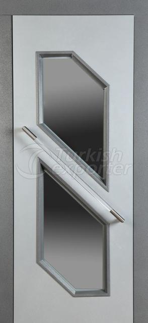 Elevator Semi Automatic Doors