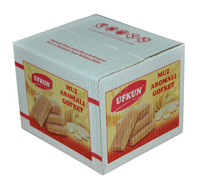 Banana Aromatic Wafer
