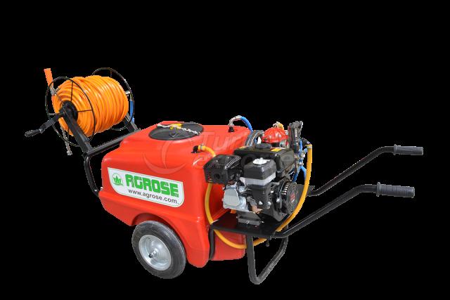 Elect./Gasoline Sprayer 200 lt