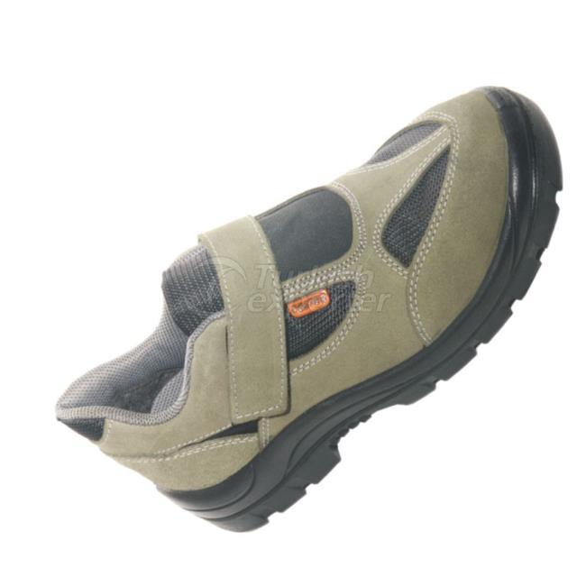 Steel Toe Suite Work Shoes