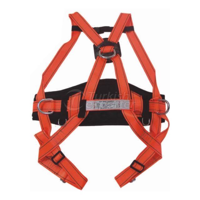 Parachute Type Harness