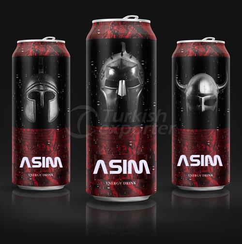 ASIM Force Energy Drink