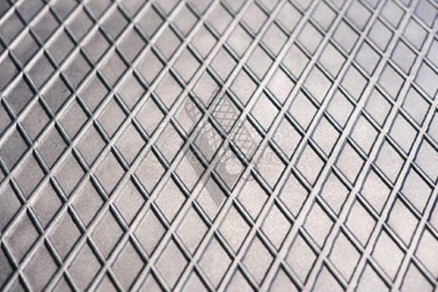 Diamond Pattern Sheet Metal