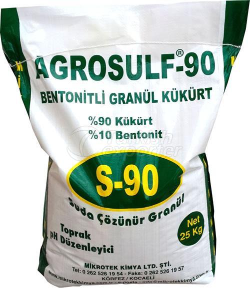 Bentonite Sulfur