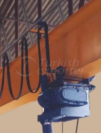 Single Girder Monorail Crane