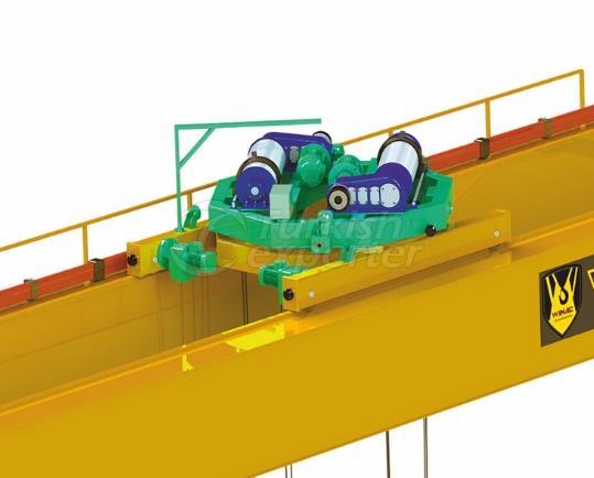 Rotation Hoisting Unit