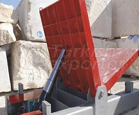 Block Turning Machine