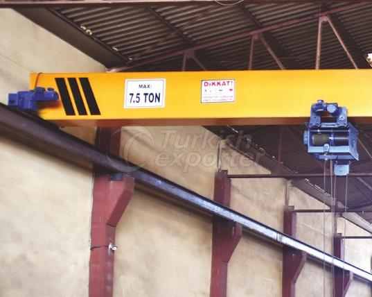 Single Girder Monorail Crane
