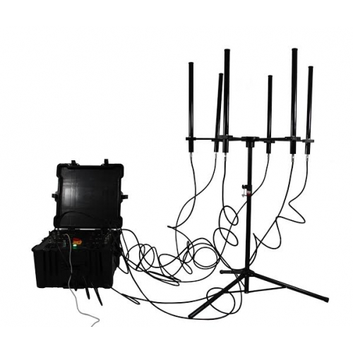 Buy a jammer - 14 bands Built-in Aerial Adjustable All Cell Phone GSM CDMA 3G 4G WIFI GPS VHF,UHF and Lojack Jammer