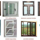 aluminium doors and windows joinery