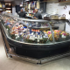 subinya-curved glass serve over showcase