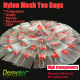 nylon tea bags pyramid tea filter