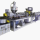 Inlaid Flat Type drip Irrigation Tape Production Line