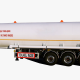 LPG Semi-Trailer in ADR Standard